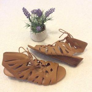 🌺 Franco Sarto Wedge Sandals 🌺